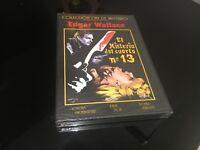 Il Mistero Del Stanza Nº 13 DVD Edgar Wallace