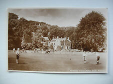 Hawick – Wilton Public Park Museum – Putting Green. (A R Edwards & Son, Selkirk)