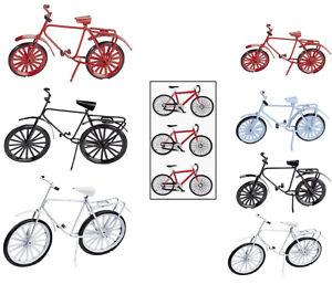 Fahrrad Bike Miniatur Geldgeschenk Gutschein Schulanfang Modell Geburtstag Deko