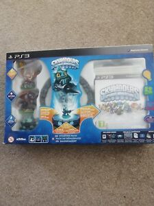 Skylanders Spyros Adventure Starter Pack ps3 complete in box with cards, poster