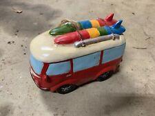 NEW VW Bus Split Window Volkswagen Westfalia Van Bird House Birdhouse Rare