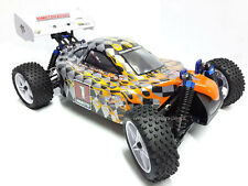 BUGGY ELETTRICO ZMOTOZ3 RADIO 2.4GHZ MOTORE RC-540 HIMOTO 1/10 OFF ROAD 4WD RTR