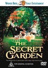 The Secret Garden DVD OUTSTANDING FAMILY MOTION PICTURE BRAND NEW R4