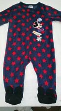 PRIMARK DISNEY MICKEY MOUSE ALL IN ONE SLEEPSUIT NIGHTWEAR BNWT ALL AGES