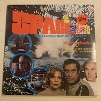RARE SEALED Space: 1999 TV Show Episodes 3 Stories LP Power Records Mint