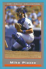 1994 Barry Colla Postcards Mike Piazza (Dodgers)