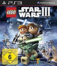 Lego Star Wars III: the Clone Wars PlayStation 3 (ps3)
