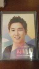 Super junior kangin smtown live tour official photocarCard Kpop K-pop