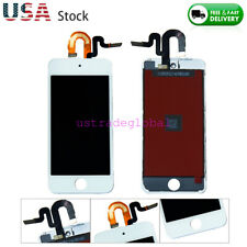 White For iPod Touch 5 5th 6 6th 7 7th A1421 A1509 LCD Touch Screen Digitizer US