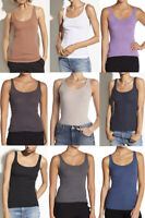NEW Vince Sleeveless Scoop Neck Tank Top Favorite T-Shirt XS S M L XL New Colors
