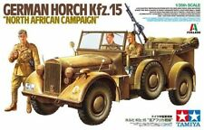 "1/35 Tamiya German Horch Kfz.15 - ""North Africa Campaign"" DAK #37015"