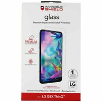 ZAGG Invisible Shield Tempered Glass for LG G8X ThinQ - Clear
