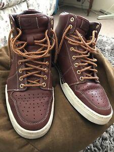 """Nike """"hiker"""", original, 2009, casual shoes, premium full leather"""