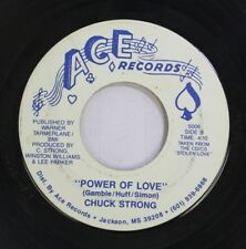 Hear! Modern Soul 45 Chuck Strong - Power Of Love / Love Is So Good When You'Re