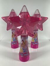 Disney Princesses Childrens Daily Bath Bubbles and Shower Wash (3x 350ml)