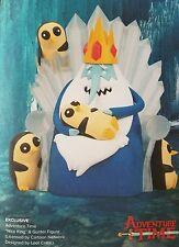 Exclusive Adventure Time Nice King & Gunter Figure Loot Crate LootCrate NIB Rare