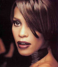 Whitney Houston UNSIGNED photo - M2533 - American singer and actress - NEW IMAGE
