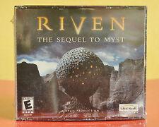 Riven: The Sequel to Myst (Windows/Mac, 1997)