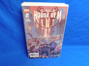 House of M #2 (2005) 1st Print Comic X-Men Wandavision Disney VF/NM