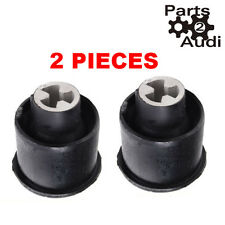 2 Rear Axle Beam Trailing Arm Bushing mounts for Audi TT Beetle Jetta &Golf 2PCS