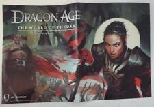 NEW Dragon Age / Mass Effect Foundation Poster 11 x 17