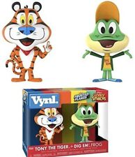 Funko Pop VYNL Tony The Tiger Dig Em Frog Target Exclusive NEW IN HAND Ad Icons