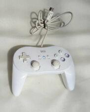 Nintendo Wii Classic Controller Pro offizielle RVL-005 Weiß