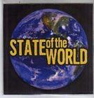 (DE555) State of the World, 13 tracks various artists - DJ CD