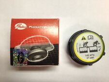 Ford Fiesta 2008 on Radiator/Expansion Bottle Cap...