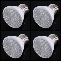 4Pcs 110V 1.9W E27 38 LED Bulb Lamp Light White Energy saving Low Power US HOT