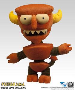 Futurama Robot Devil Plush - 2011 SDCC Exclusive