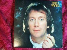"THEO VANESS ""THEO VANESS"" LP 1979 STEREO DISCO"