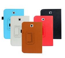 """Folio Cuir étui protecteur Position Housse Pour Samsung Galaxy Tab 3 7""""Tablette"""