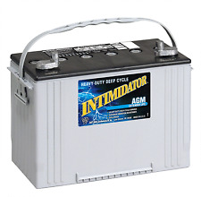 DEKA GENUINE NEW 8A27 Marine AGM Battery 900Amp Cranking Power (Group 27)