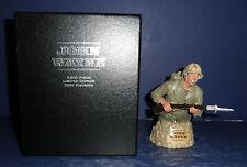 Vandor John Wayne Sands Inojima Figurine- #15154- New- RETIRED- Limited Edition