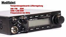 CRT Superstar SS-9900 SPEZIAL- MODIFIZIERUNG LÜFTER / ENDSTUFE/ USB /Amateurfunk