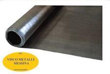 Lastra Lamiera Lamina Piombo mm 1,0x500x500 fusione mescola impermeabilizzare