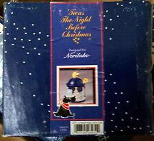 Noritake Twas The Night Before Christmas New set  JAM JAR