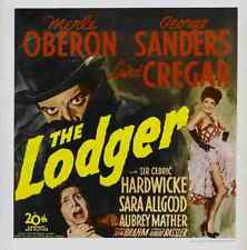 Lodger The 1944 03 Film A3 Poster Print