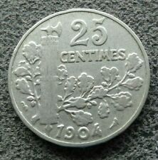 France 25 Centimes 1904 Patey   [12505]
