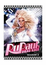 RuPaul's Drag Race: Season 3 (4 Discs) Free Shipping