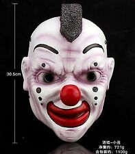 New Paintball Airsoft Wire Mesh Full Protection Slipknot Clown Mask Prop A1
