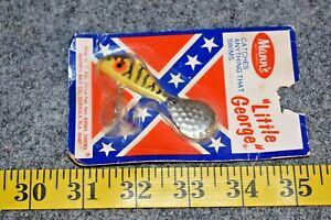 Vintage Tom Mann's Little George Fishing Lure
