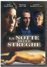 dvd - LA NOTTE DELLE STREGHE