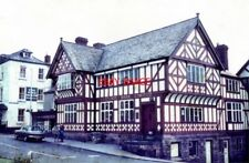 PHOTO  1972 RUTHIN BARCLAYS BANK ST PETER'S SQUARE ACCORDING TO THE RCAHMW SITE