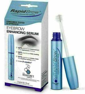 Rapid Brow Growth- Eyebrow Enhancing Serum 3ml Brand New Sealed