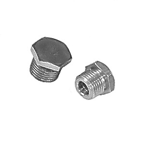 Oldsmobile Front Oil Galley Plugs. Fits 307,330,350,403,400,425,455