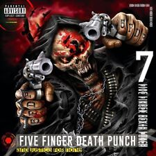 FIVE FINGER DEATH PUNCH CD - AND JUSTICE FOR NONE [DELUXE EDITION](2018) - NEW