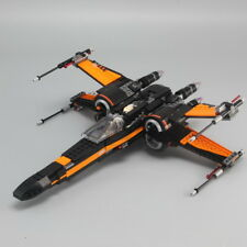 New Lepin Building Blocks 05004 Model Star Poe39s X Wing Fighter 75102 Compat