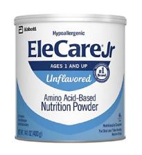 EleCare Junior Unflavored (case of 6 -14.1oz cans Unflavored) Expires Nov 2021